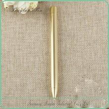 Business Gifts Metal Ballpoint Pen golden customized pen crystal blue ink unique elegant design pen