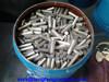 Titanium carbide t pins for max wear life in sand casting crusher hammer head wear parts titanium carbide rod
