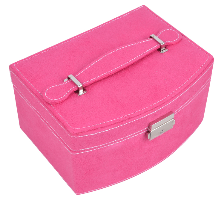 Top sale fervent red handmade velvet jewelry gift boxes for Red velvet jewelry gift boxes
