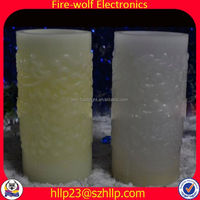 China wax led candle, Outdoor real China aroma candle with Remote control wholesale Manufacturers & Suppliers & exporters