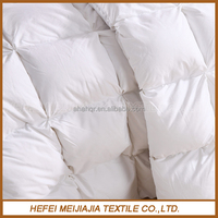 Wholesale white high-density and cheap pre quilting 100% cotton fabric