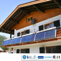 Chinese solar panels for sale 150 liter Small Solar hot Water Heater with high quality and low price