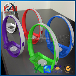 Cheap Headphone made by CNC machining /earphone CNC machining service from kaierwo manufacturer