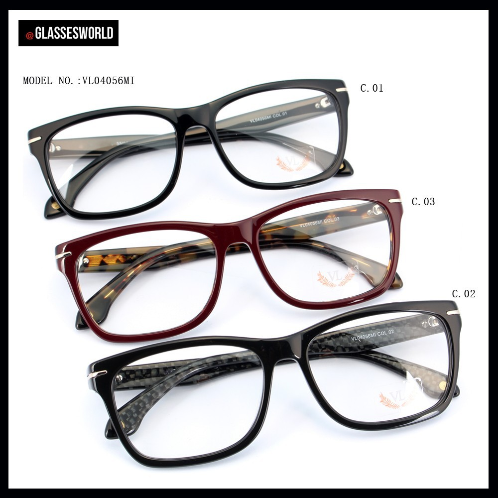 new acetate optical eyeglasses frame wholesale in china
