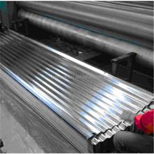 Color coated metal zinc corrugated plate