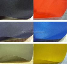 100% polyester fabric with PU coated 600d oxford