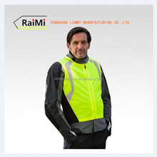 Reflective Safety Worker Uniform led lights for motorcycle Jacket