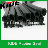 clips for door panel pinch weld rubber seal