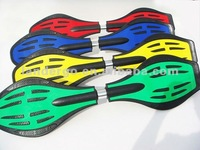 Two Wheels Street Surfing Wave Board with LED Design