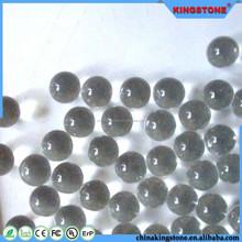 High quality cheap clear open glass balls,various kinds of 11-19mm iridescent glass balls