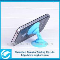 mobile beanbag cell phone cushion / chair / holder