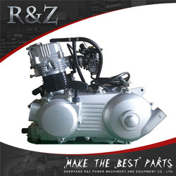 Customized single cylinder motorcycles engine for sale