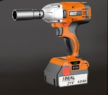 Lithium Battery Electric Torque Wrench for power tools