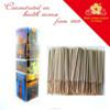 China Manufacturer Wholesale Incense Sticks