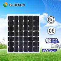 Bluesun new arrival best price small power 40w monocrystalline solar panels