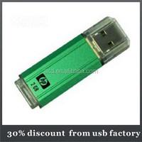 factory direct sales bulk 32GB classical usb flash memory