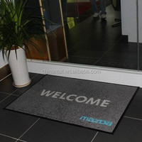 Flame Car Floor Mat Carpet