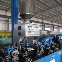 Automatic wire rolling forming machine making