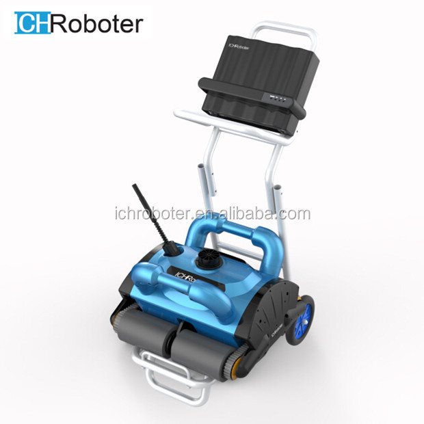Swimming Pool Automatic Cleaning Robot Robotic Swimming Pool Cleaner Swimming Pool Cleaning