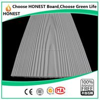 Fireproof wood grain cement siding price