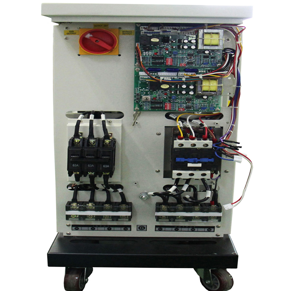 Three Phase 380v 220v 30kva Automatic Voltage Regulator