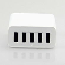 Low price 5 port 5V/ 8A USB charger