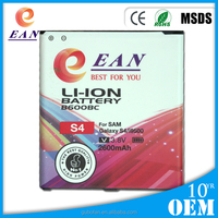 Ean oem Aftermarket replacement compatible with variety capacity mobilephone battery for Samsung s4 i9500