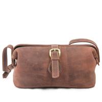 Hottest vintage leather shoulder bag for men