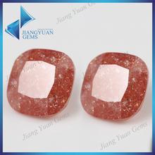 Ice crash stone diamond cut cubic zirconia