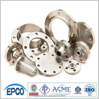 carbon steel pipe flange a105 cs b16.5, lapped joint flange