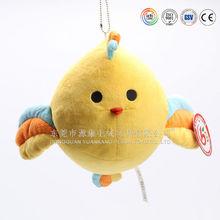 Nice design Stuffed plush keychain toy