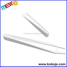 Assenbly tools eco-friendly long tip mini plastic smart tweezers