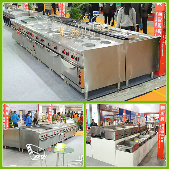 Commercial Griddles For Restaurants ~ Stainless steel flat plate electric grill griddle