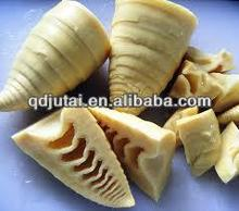 Chinese Canned Bamboo Shoots Halves on sale
