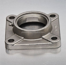 Good quality F 206 chrome steel ,stainless steel bearing house