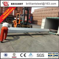 Tianjin galvanized pipe ! galvanized pipe covers galvanized pipe dimension