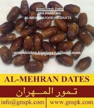 Fresh Aseel dulce saludables y de alta calidad Fechas de GNS Pakistán