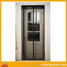 2015 Hot sale TV575-002 magnetic door screen with magic mesh