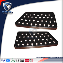 Hot sale heavy truck part,truck alloy steps, footsteps aluminum