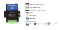 uhf radio scada GSM modem Industrial gprs modem with IO rs232 rs485 for SCADA