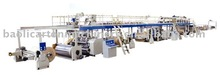 WJ100-1800 Production Line of Steam Heated Three-layer Corrugated Cardboard