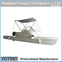 fiberglass catamaran for coach boat