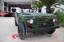 China Zhejiang mini jeep willys 150cc 4 wheeler atv for adults