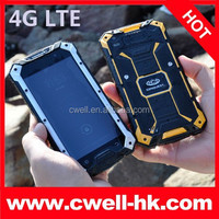 high configuration android smart phone IP68 Waterproof 4G LTE rugged mobile phone conquest s6 NFC
