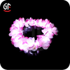 Most Popular Products Light Up Very Cheap Hawaiian Flower Necklace Flower