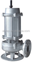 WQP Electric Submersible Dirty Water Pump, Hydraulic Pump