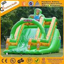 CE approved inflatable toys inflatable slides A4018