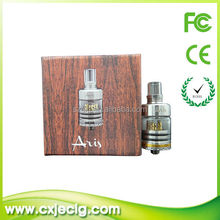 Aris rda in stock new big vaporizer aris atomizer wholesale high quality aris Atomizer