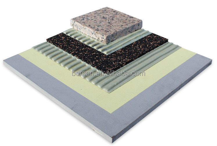 Soundproof carpet underlay