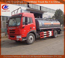 Ammonium hydroxide tanker truck,10000liter ammonia water tanker truck,10cbm chemical tanker truck